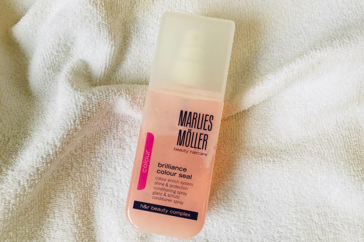 Здоровые и красивые волосы без особых усилий с кондиционером-спреем Marlies Moller
