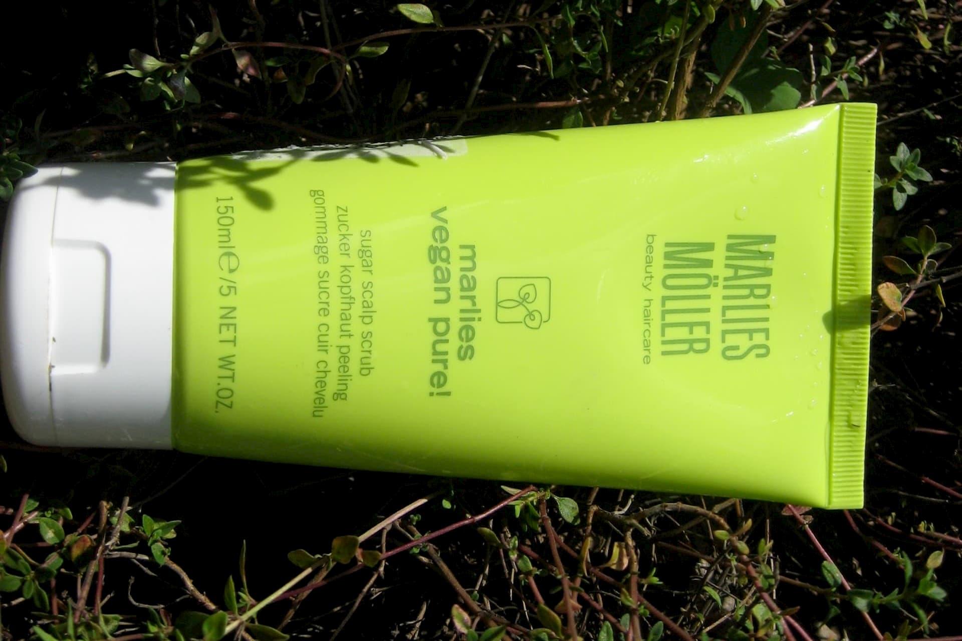 ВАУ-скраб Марлис Меллер для здоровой кожи головы и чистоты волос