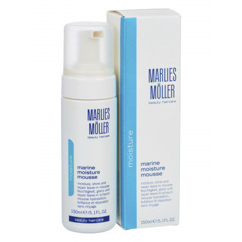 Moisture пенка-мусс для волос увлажняющая