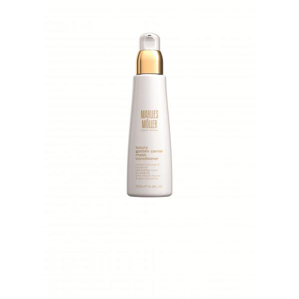 Luxury Golden Caviar кондиционер-маска для эластичности волос
